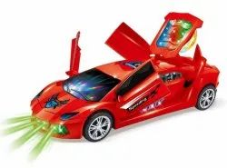 Dream 360 Degree Rotating Car Toy With Door Open