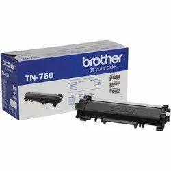 Brother TN760 High Yield Black Toner Cartridge