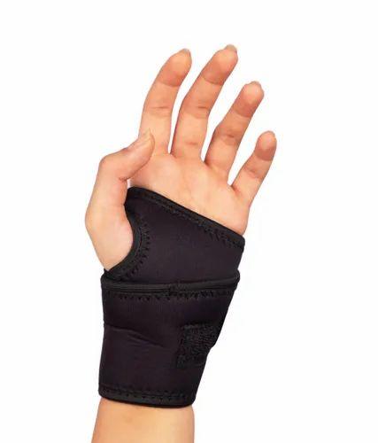 Wrist Thumb Support Band, रिस्ट सपोर्ट, कलाई सपोर्ट in Gultekdi, Pune ,  Metro Sales Corporation | ID: 21957524412