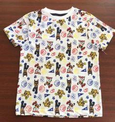 Polo Neck Half Sleeves Kids T-Shirts