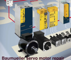 Baumuller Servo Motors Repair