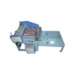 Roll to Sheet Cutter Machine