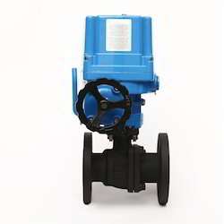Electric Actuator Diaphragm Valve