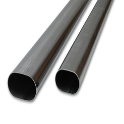 SS Oval Pipe