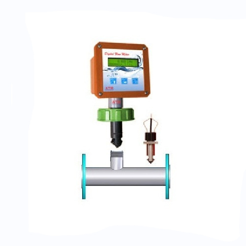PADDLE WHEEL FLOW METER - Field Mountable Paddle Wheel Flow