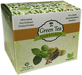 ACI Tulsi Green Tea, Packaging Type: Box