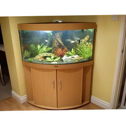 Wooden Fish Aquarium Wholesale Price For Lakdi Ka