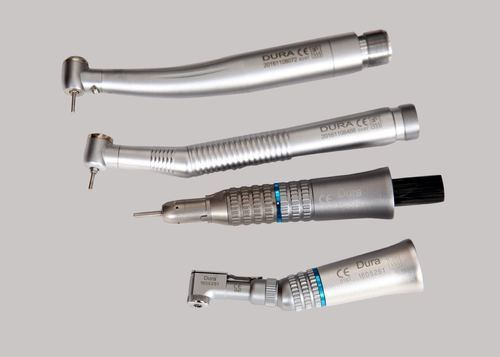 Air-Driven High Speed Dura Air Rotor Handpieces, For Clinical