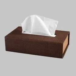 Rectangular Office Tissue Box