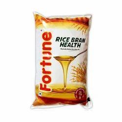 Fortune Rice Bran Health Oil, Packaging Type: Packet