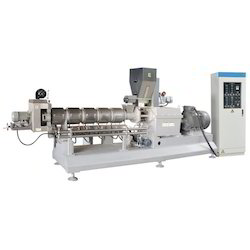 Puff Food Extruder Machine
