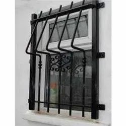 Cast Iron Color Coated Safety Window Grills
