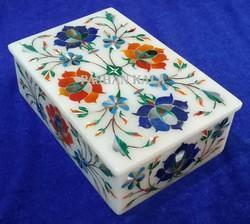 Inlay Stone Marble Boxes