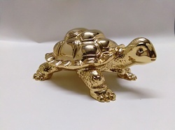 Golden Turtle Statue