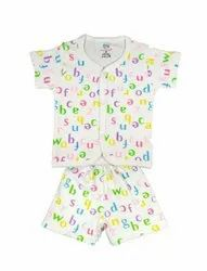 Kids Alphabetical Jabla With Pant