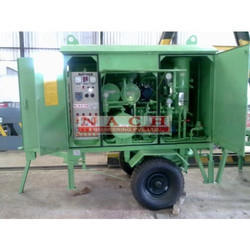 Transformer Oil Conditioning Plant, Capacity 2000-3000 LPH, (2 Stage)