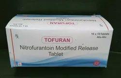 Nitrofurantoin 100 Mg SR Tablets