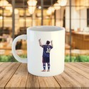 Custom / Personalized Ceramic 11oz Photo / Logo Coffee Mug Printed