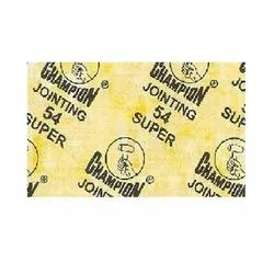 Champion 54 Super Compressed Asbestos Fiber Jointing Sheet And Gasket