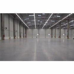 Metallic Industrial Floor Hardener