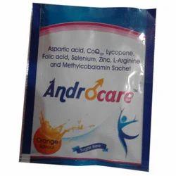 Aspartic Acid Drinks Pouch