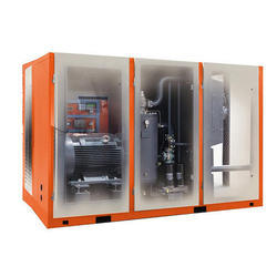 Boss 25 HP Screw Air Compressor
