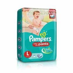 Kids Disposable Diaper Pants, Pack Size: 52 Pieces