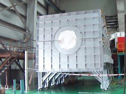 Post Weld Heat Treatment Furnace