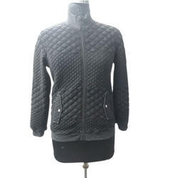 Ladies Zipper Sweatshirts