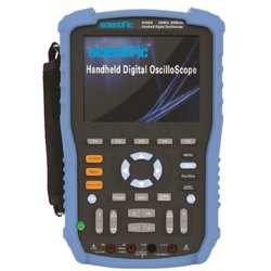 SHO820 200MHz Handheld Digital Oscilloscope