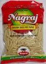 Nagraj Starch Banana Sago Pipe Papad, Packaging Size: 200gm