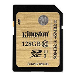 128 Gb Camera Memory Card