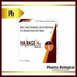 Biotin Inositol Niacinamide Calcium Pantothenate Iron Minerals and Amino Acids Tablets