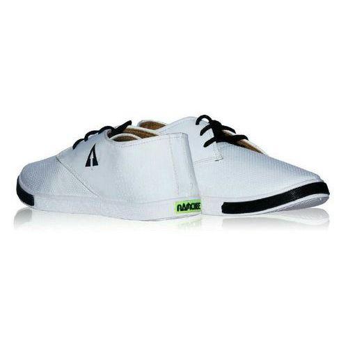 4c364d8cfc8 Namchee Men White Canvas Shoes