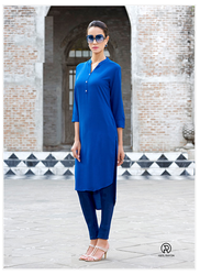 Office Wear Kurtis