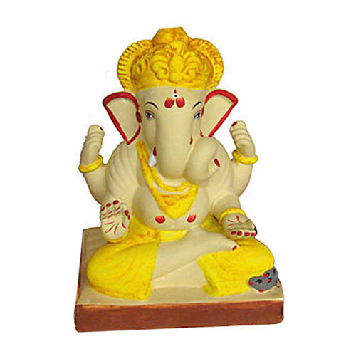Multicolor Pop Ganesh Idol