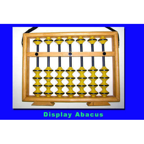 Master Display Abacus