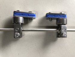 Hoffman I Small Clamp