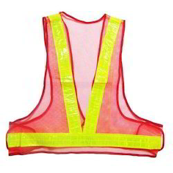 High Visibility Reflective Safety Jacket