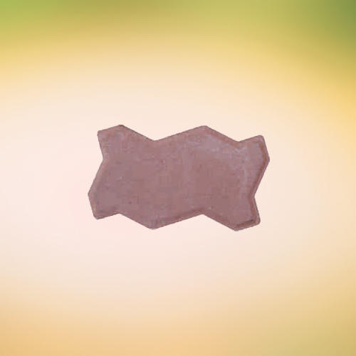Concrete E- Zig Zag Paving Block, Shape: Zigzag, Rs 38 \/square feet Classic Pavers And Tiles