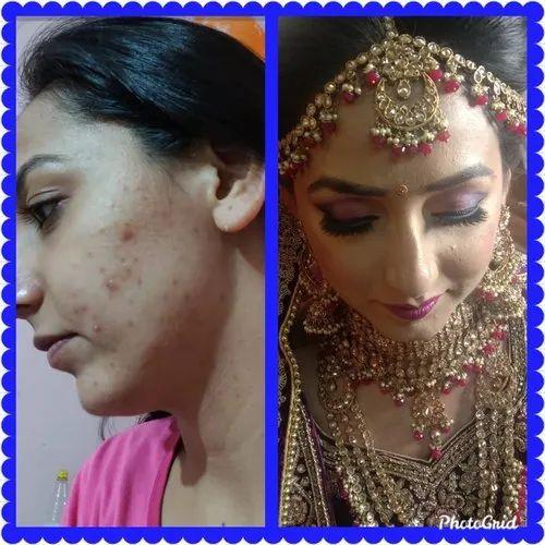 Offline Women Bridal Makeup Moga Punjab Dreamgirl Beauty Parlour Id 22315126533