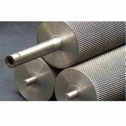 Heavy Duty Knurling Roller