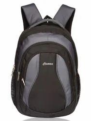 Black & Grey Storm Laptop Backpack