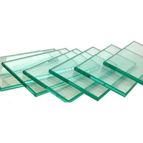 Plain Glass Toughened Glass, Shape: Rectangle, Thickness: 12 mm