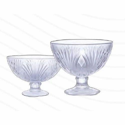 Roxx Sylvia 7 Piece Serving Glass Bowl Set