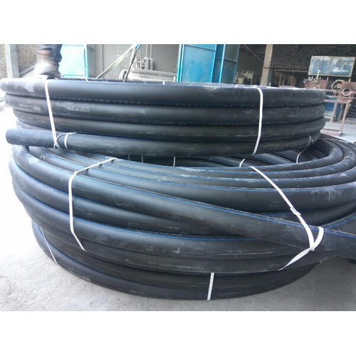 Black HDPE Coil Pipes