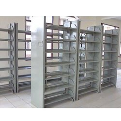 Erati Single Face Library Rack