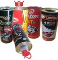 Lubricant Oil Tin Can
