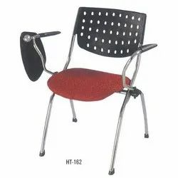Black and Red Steel Student Chair