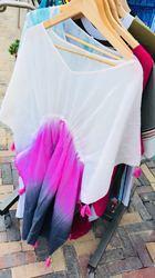 Shaded Dyed Beach Tunic